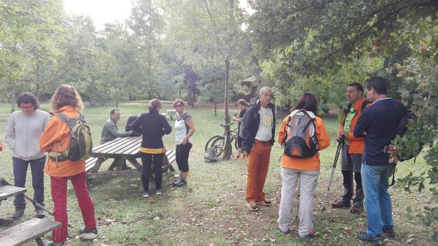Tercera etapa del cami de Sant Jaume 3 - Diumenge, 9 d'octubre de 2016
