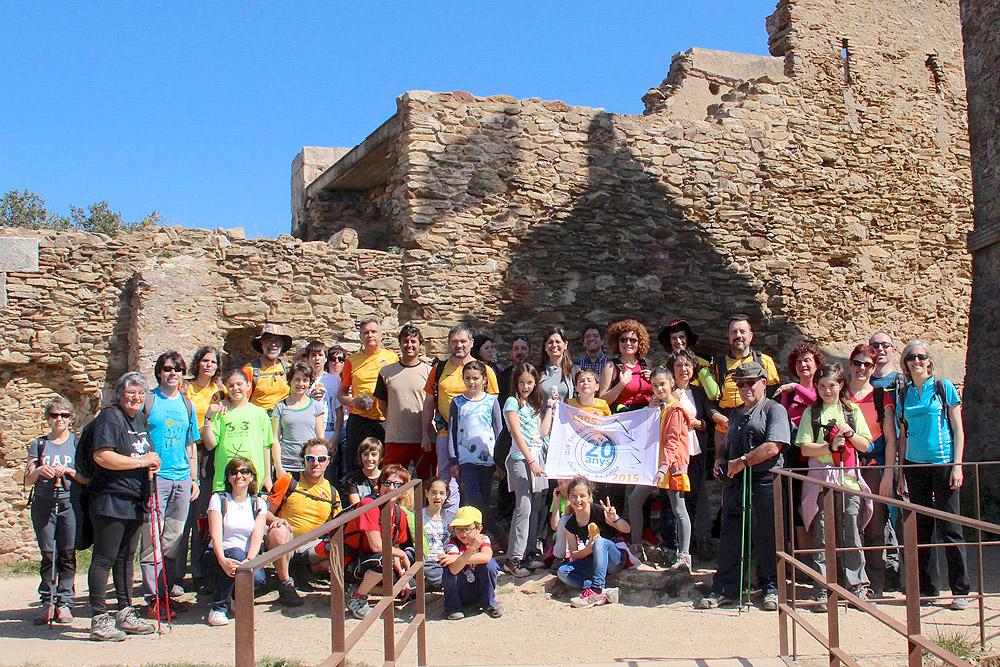 Castell de Sant Miquel 2 - Diumenge, 12 d'abril de 2015