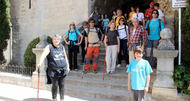 Castell de Sant Miquel  3 - Diumenge, 12 d'abril de 2015