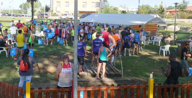 Marxa popular a Sant Maurici 3 - Diumenge, 26 de juliol de 2015