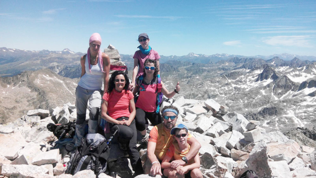 Punta Alta de Comelesbienes 2 - Diumenge, 3 de juliol de 2016