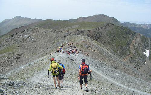 Travessa Vallter - Núria 1 - Diumenge, 5 de juliol de 2015