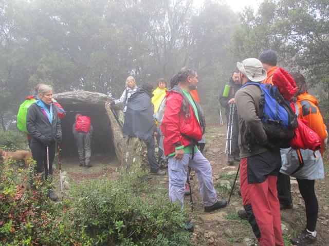 Puig de Sant Cristià 9 - Diumenge, 4 de desembre de 2016