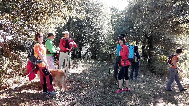 Mieres - Puigsallança 18 - Diumenge, 26 de febrer de 2017