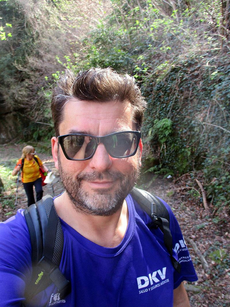 Camí de Sant Jaume: Vall d'en Bas - L'esquirol - Vic 26 - 18 i 19 de març de 2017