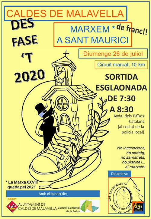 Marxa Sant Maurici 2020
